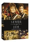 Sever a Jih 1-3. kniha - Richard T. Heffron, Kevin Connor, Larry Peerce