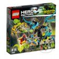 LEGO Hero Factory 44029 KRÁLOVNA MONSTER versus FURNO, -