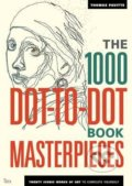 The 1000 Dot-to-Dot Book: Masterpieces - Thomas Pavitte