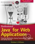 Professional Java for Web Applications - Nicholas S. Williams
