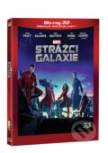 Strážci Galaxie 3D - James Gunn
