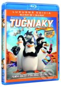 Tučniaky z Madagascaru 3D - Eric Darnell, Simon J. Smith
