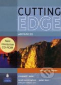 Cutting Edge - Advanced: Student's Book - Sarah Cunningham, Peter Moor, Frances Eales