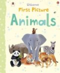 First Picture Animals - Felicity Brooks
