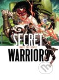 Secret Warriors: Wake the Beast - Jonathan Hickman, Stefano Caselli