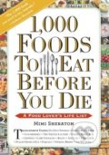 1000 Foods To Eat Before You Die - Mimi Sheraton
