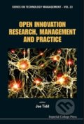 Open Innovation Research, Management and Practice - Joe Tidd