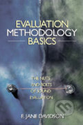 Evaluation Methodology Basics - E. Jane Davidson
