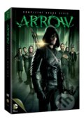 Arrow 2.série - Greg Berlanti, Nick Copus, John Behring, Larry Teng, Glen Winter, Michael Schultz