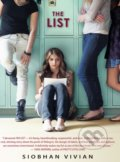 The List - Siobhan Vivian