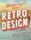Greetings from Retro Design - Tony Seddon