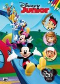 Disney Junior (omaľovánka) -