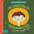 The Adventures of Huckleberry Finn - Jennifer Adams, Alison Oliver