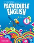 Incredible English 1: Class Book - Sarah Phillips, Kristie Grainger, Michaela Morgan, Mary Slattery