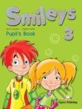 Smileys 3.: Pupil's Book - Jenny Dooley, Virginia Evans