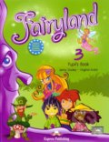 Fairyland 3: Pupil's Book - Jenny Dooley, Virginia Evans