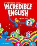 Incredible English 2 - Class Book - Sarah Phillips, Kristie Grainger, Michaela Morgan, Mary Slattery