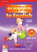 Playway to English 4 - Pupil's Book - Günter Gerngross, Herbert Puchta