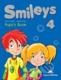Smileys 4.: Pupil's book - Jenny Dooley, Virginia Evans