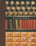 Reading Journal for Book Lovers -