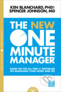 The New One Minute Manager - Kenneth Blanchard