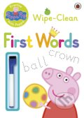 Peppa Pig: Wipe-Clean First Words -