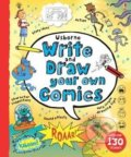 Write and draw your own comics - Louine Stowell