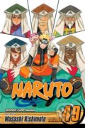 Naruto, Vol. 49: The Gokage Summit Commences - Masashi Kishimoto