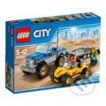 LEGO City 60082 Príves k bugine do dún -