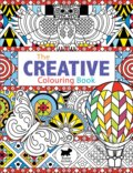 The Creative Colouring Book - Joanna Webster