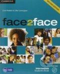 Face2Face: Intermediate - Student's Book - Chris Redston, Gillie Cunningham
