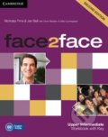 Face2Face: Upper Intermediate - Workbook with Key - Nicholas Tims, Jan Bell, Chris Redston, Gillie Cunningham