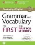 Grammar and Vocabulary for First and First floor Schools -