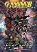 Guardians of the Galaxy 3: Guardians Disassembled - Brian Michael Bendis