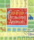 Step-by-Step Drawing Animals - Fiona Watt