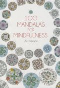 100 Mandalas for Mindfulness - Jean-Luc Guerin