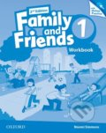 Family and Friends 1 - Workbook + Online Practice - Naomi Simmons