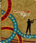 Casino Royale Steelbook - Martin Campbell