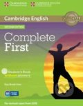Complete First - Student's Book without Answers - Guy Brook-Hart