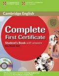 Complete First Certificate - Student's Book with Answers - Guy Brook-Hart
