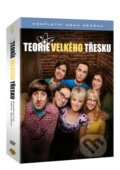Teorie velkého třesku 8.série - Mark Cendrowski, James Burrows, Ted Wass, Andrew D. Weyman, Joel Murray