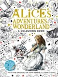 Alice's Adventures in Wonderland: A Colouring Book - Lewis Carroll