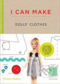I Can Make Dolls' Clothes - Louise Scott-smith, Georgia Vaux