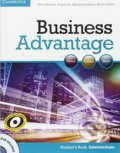 Business Advantage - Intermediate - Student's Book - Almut Koester, Angela Pitt, Michael Handford, Martin Lisboa