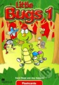 Little Bugs 1 - Flashcards - Carol Read, Ana Soberón