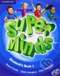 Super Minds 1 - Student's Book - Herbert Puchta, Günter Gerngross, Peter Lewis-Jones
