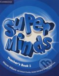 Super Minds 1 - Teacher's Book - Melanie Williams, Herbert Puchta, Günter Gerngross, Peter Lewis-Jones