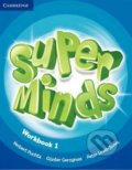 Super Minds - 1 Workbook - Herbert Puchta, Günter Gerngross, Peter Lewis-Jones