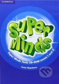 Super Minds 1 and 2 - Tests CD-ROM - Annie Altamirano