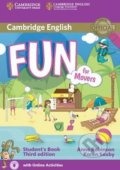 Fun for Movers - Student's Book - Anne Robinson, Karen Saxby